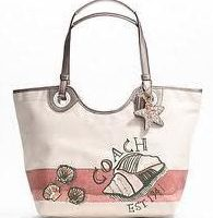 Coach Beach Tote Handbag Giveaway