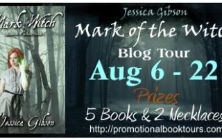 Mark of the Witch Giveaway ~ 5 Books and 2 Necklaces