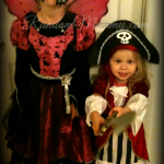 The Butterfly Fairy and the Pirate – Wordless Wednesday with Linky