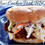 Slow Cooker Pork BBQ Recipe