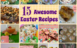 Collection of 15 Awesome Easter Recipes!