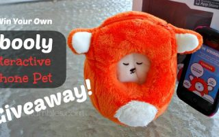Ubooly: Interactive Plush Pet for Your iPhone or iPod! #UboolyLab