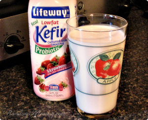 Lifeway Kefir Probiotic Smoothies #LWaySummer