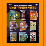 Warner Bros. Spook-Tacular Movie Giveaway! #WBhalloween