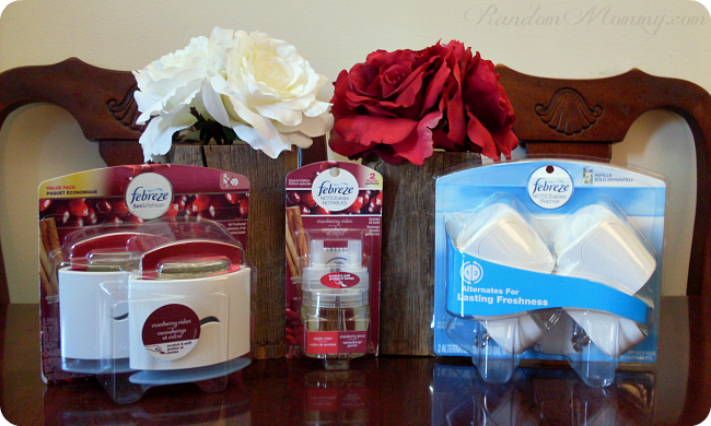 Febreze Holiday Scents