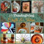Thanksgiving Crafts and Ideas