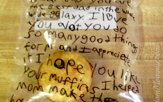 Sweetest Note Ever!