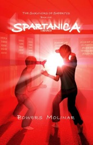 Spartanica Book Tour and #Giveaway