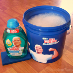 Mr. Clean Liquid Muscle Multi-Purpose Cleaner #MrCleanMorePower