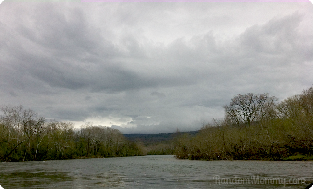 Shenandoah River from Low Water Bridge