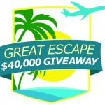 Enter for a chance to win $10,000 in the NEW Nutrisystem® Great Escape $40,000 Giveaway!
