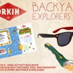 Orkin Bug Wisdom Backyard Explorers Kit Giveaway! #BugWisdom