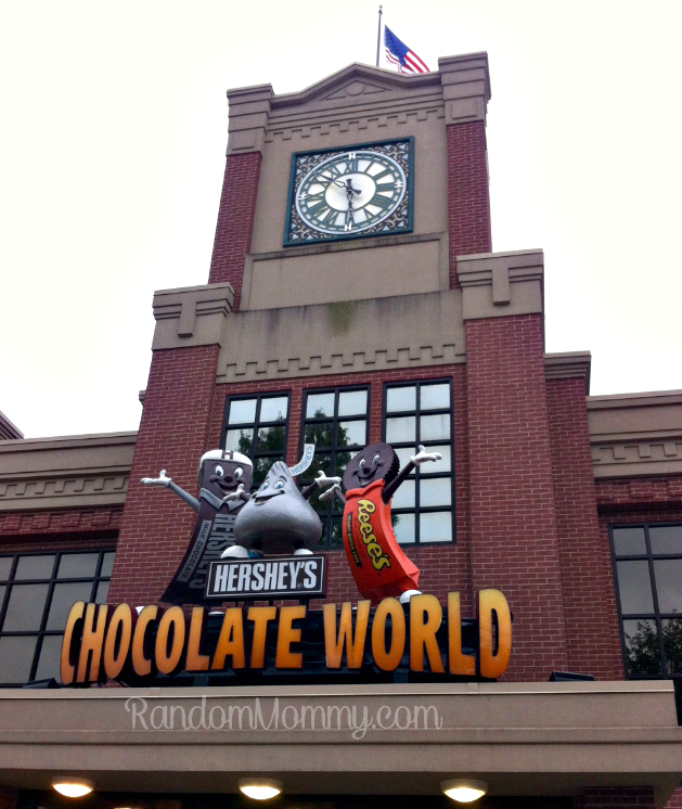 Hershey Park Chocolate World