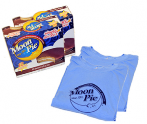 Moon Pie prize pack