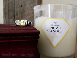 The Original Prize Candle, What Will YOU Discover? #TMMPrizeCandle