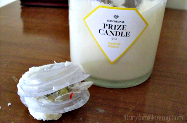 candle prize
