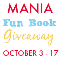 mania fun book giveaway