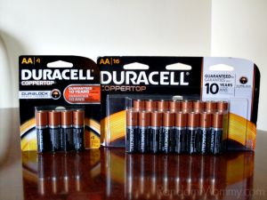 Power the Holiday Fun with Duracell #PowerTheHolidays