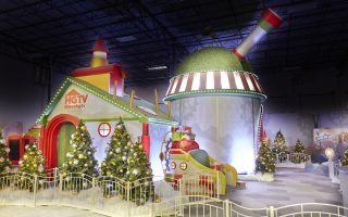 Santa HQ is a Jingle-Filled, Interactive Journey for All Ages