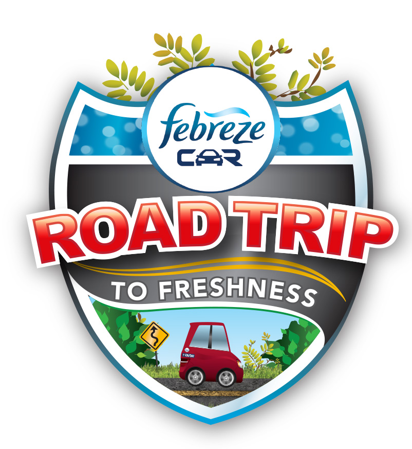 Febreze Road Trip to Freshness