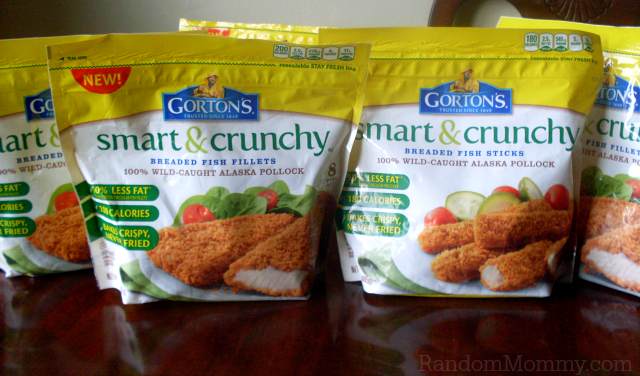 Gortons Smart and Crunchy