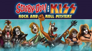 Scooby Doo and KISS