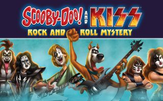 Scooby-Doo! and KISS: Rock and Roll Mystery Blu-ray Giveaway #ScoobyDoo