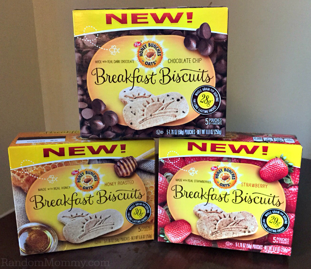 Breakfast Biscuits variety