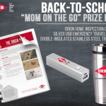 "Back-to-School ""Mom on the Go"" Prize Pack Giveaway #LearnWithOrkin"