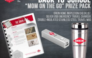 """Back-to-School """"Mom on the Go"""" Prize Pack Giveaway #LearnWithOrkin"""