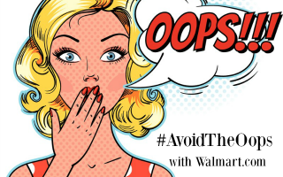 """How to Avoid Those Dreaded """"Oops"""" Moments #AvoidTheOops"""