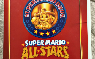 Super Mario Bros. All Stars!