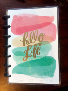 Using The Happy Planner as a Bullet Journal