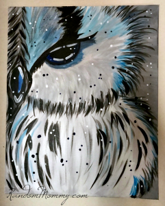 My First Paint Nite