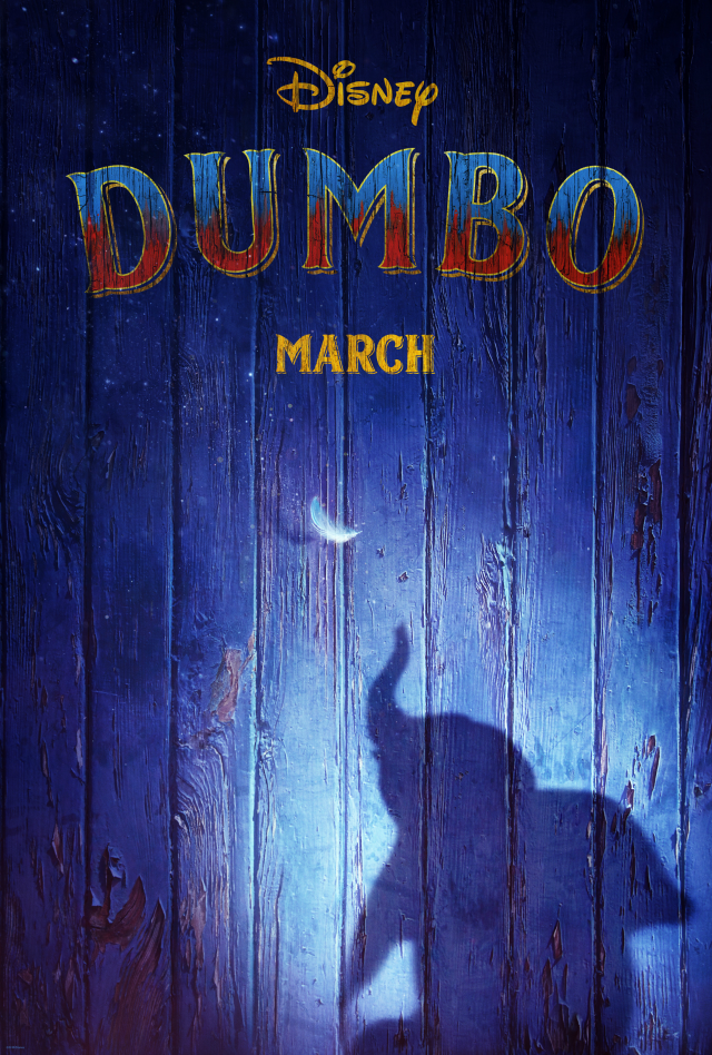 live action dumbo movie